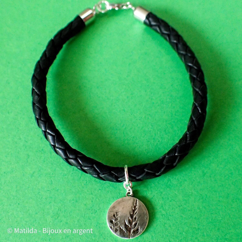 """Bracelet unisexe """"Sous-bois"""""""