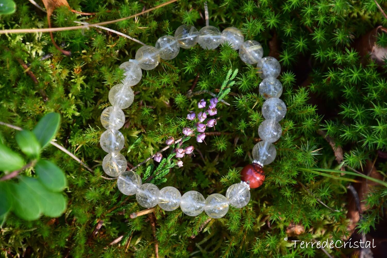 Bracelets de couple Rayonnement de L'Amour