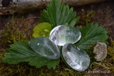 Cristal de roche roulé A