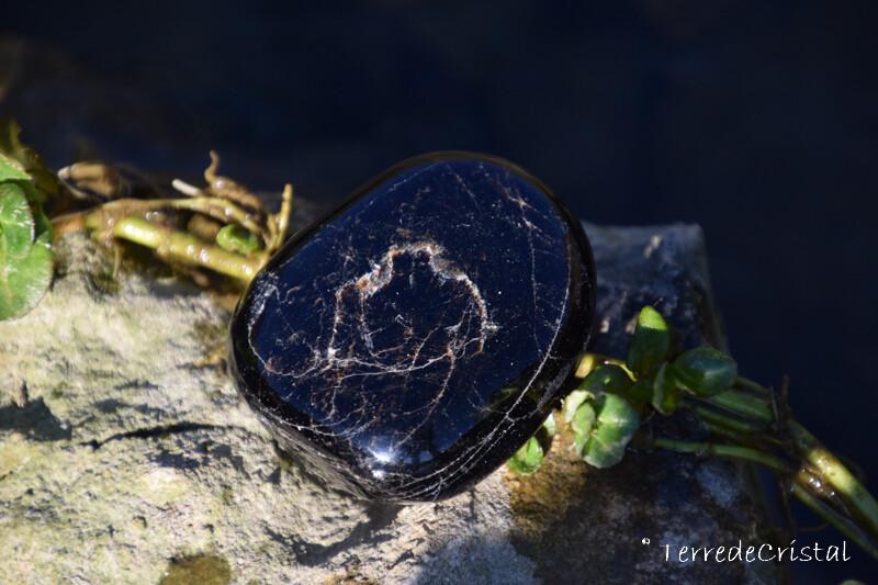 Tourmaline noire galet