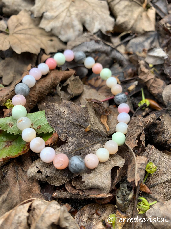 "Bracelet  ""Baume au coeur"""