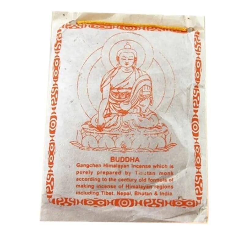 Encens tibétain poudre Buddha