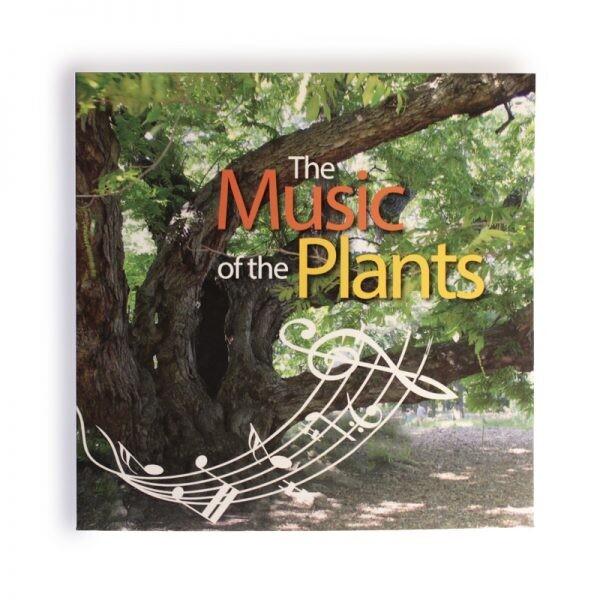 Livre Musique des plantes en anglais- Histoire et recherche de la musique des plantes