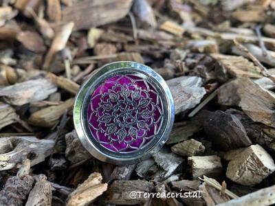 Diffuseur Mandala fleur