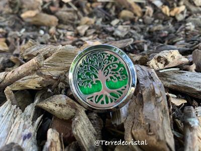 Diffuseur arbre