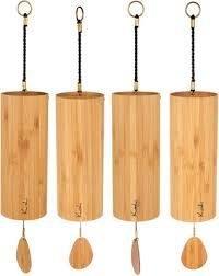 Le set des 4 carillons Koshi