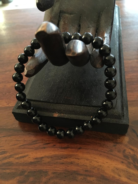 Bracelet Tourmaline noire