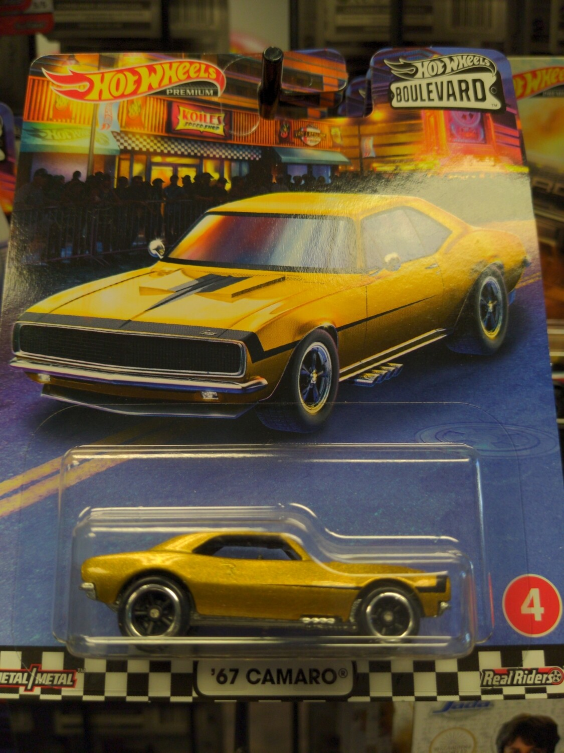 Hot Wheels - Boulevard - 67 Camaro