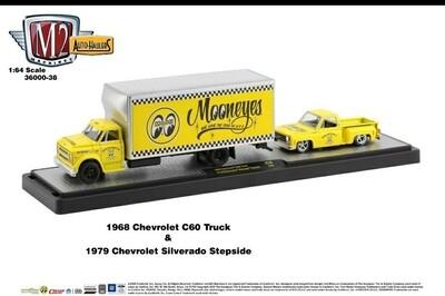 M2 Mooneyes C60 Chevy Truck and 79 Silverado Pre Order