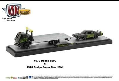M2 Dodge Super Bee Hauler Pre Order