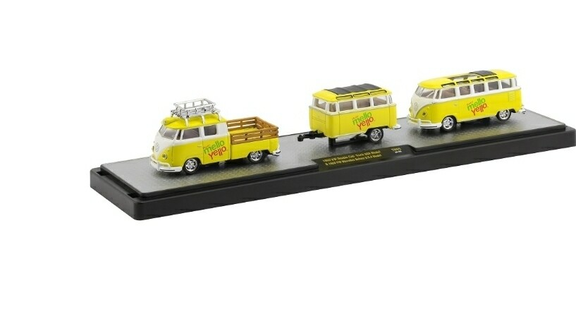M2 Hauler Collection TW05 (56000-TW05) VW Pickup