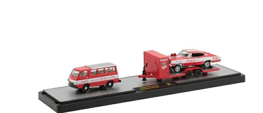 M2 Hauler Collection TW05 (56000-TW05)Dodge Charger Gasser