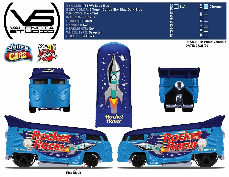 September Kool 51 1 of 25 VW Drag Bus