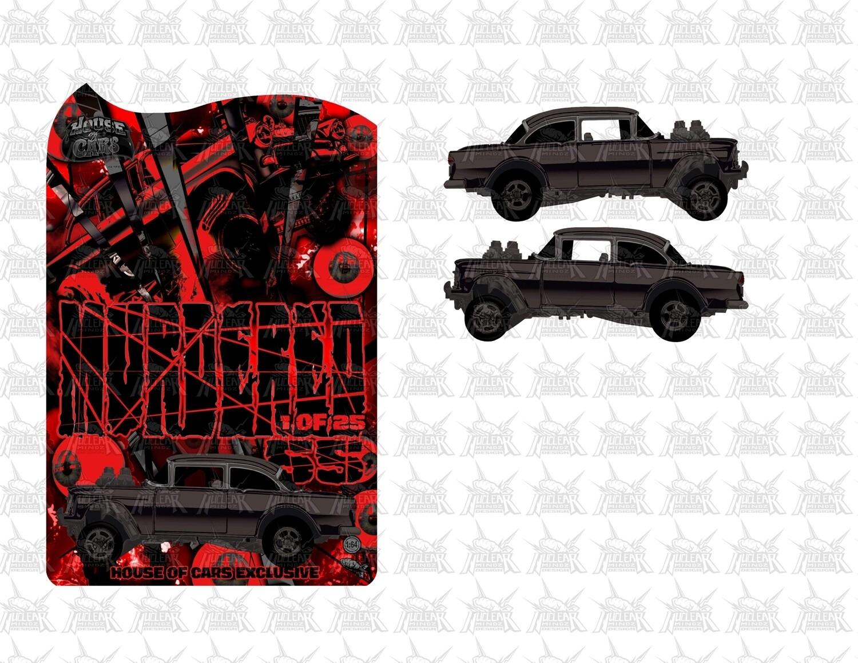 Murderer Out '55 Gasser by Nuclear Mindz Design September Release 1 of 25
