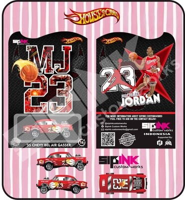 MJ SiPinks Tribute 55 Gasser November Release