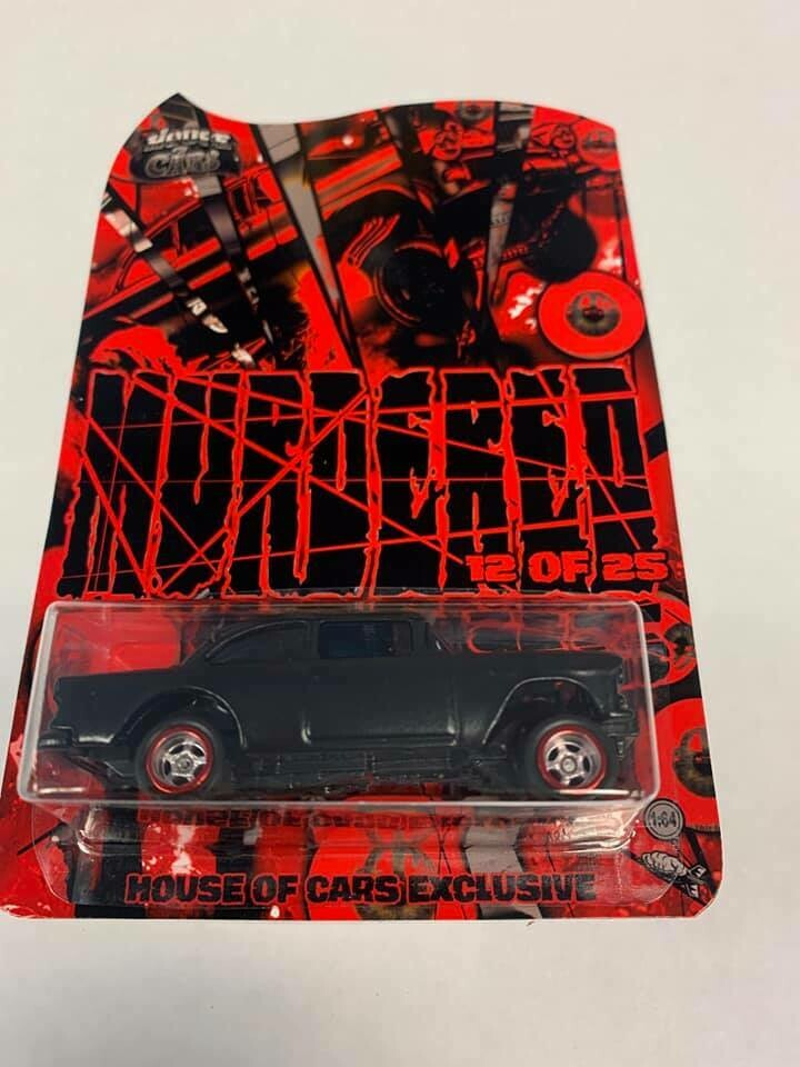 Murderer Out '55 Gasser by Nuclear Mindz Design September Release 1 of 25