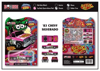 Fink Silverado 1 of 30 Exclusive Halloween