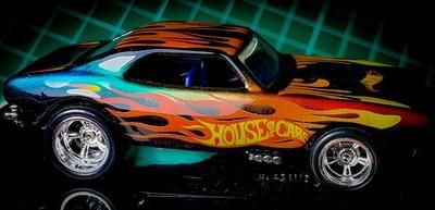 House of Cars '67 Camaro Rainbow December Release