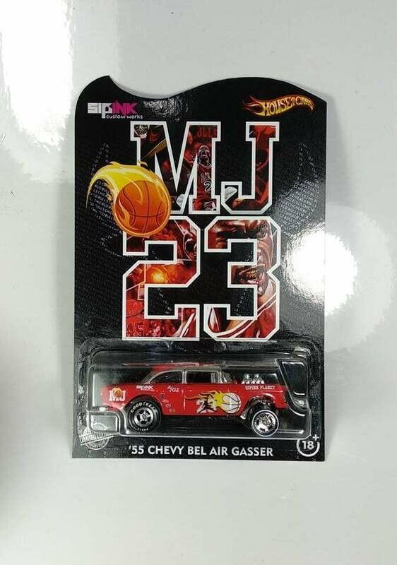 MJ SiPinks Tribute 55 Gasser November Release