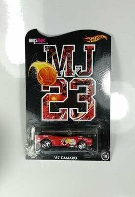 MJ SiPinks Tribute 67 Camaro November Release
