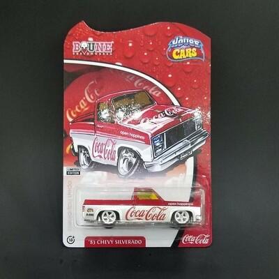 2021 Monthly Series Coca Cola '83 Silverado 1 of 20
