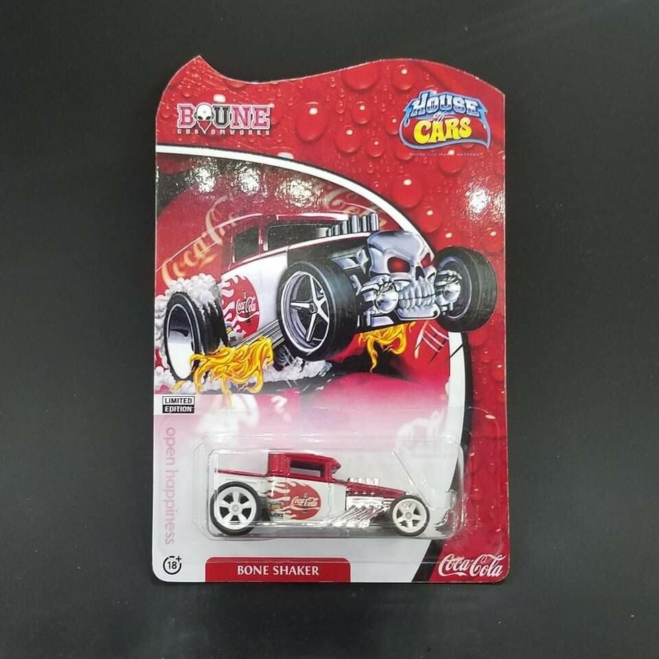 February House of Cars Release Cola Boneshaker