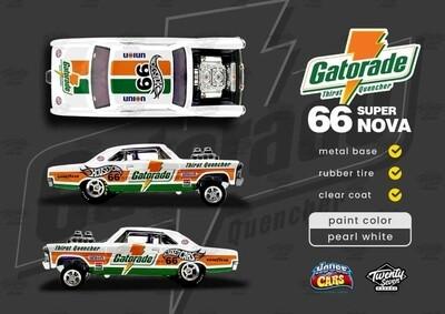 March Monthly Exclusive Nova Gasser Gatorade