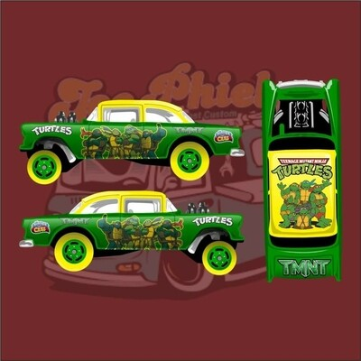 April Monthly Release TMNT 55 Gasser 1 of 20