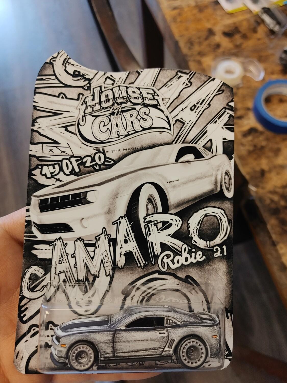 Artist Series March Camaro by Robie 21