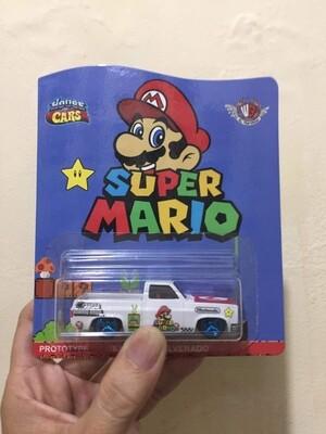 May Release Super Mario 83 Silverado