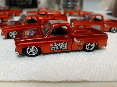 May Monthly Series M2 Silverado Candy Striper 1 of 10