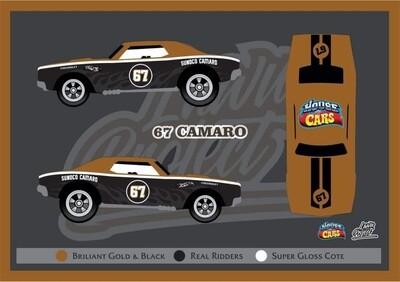 June Monthly Exclusive 67 Camaro