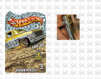 June Bandito Gold Spectraflame Exclusive 83 Silverado
