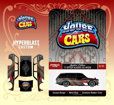 June HOC Exclusive Datsun Wagon