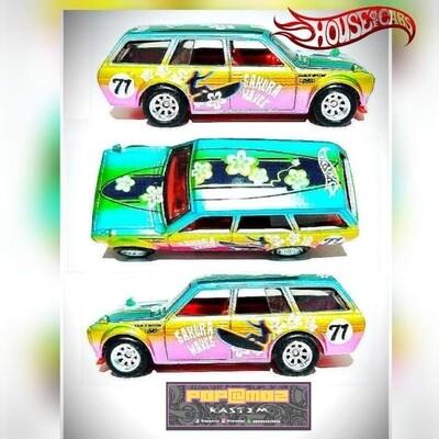 June Exclusive Datsun Wagon