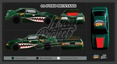 June 1992 Mustang Exclusive