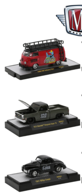 M2 Release 52500-NMD01 Bus, Silverado and Willys Gasser
