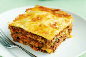 Beef Lasagna family of 4