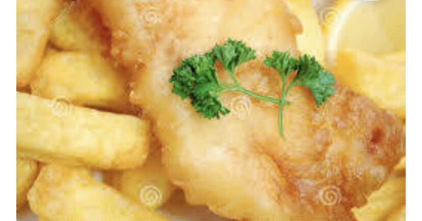 Kids Fish Bites And Chips
