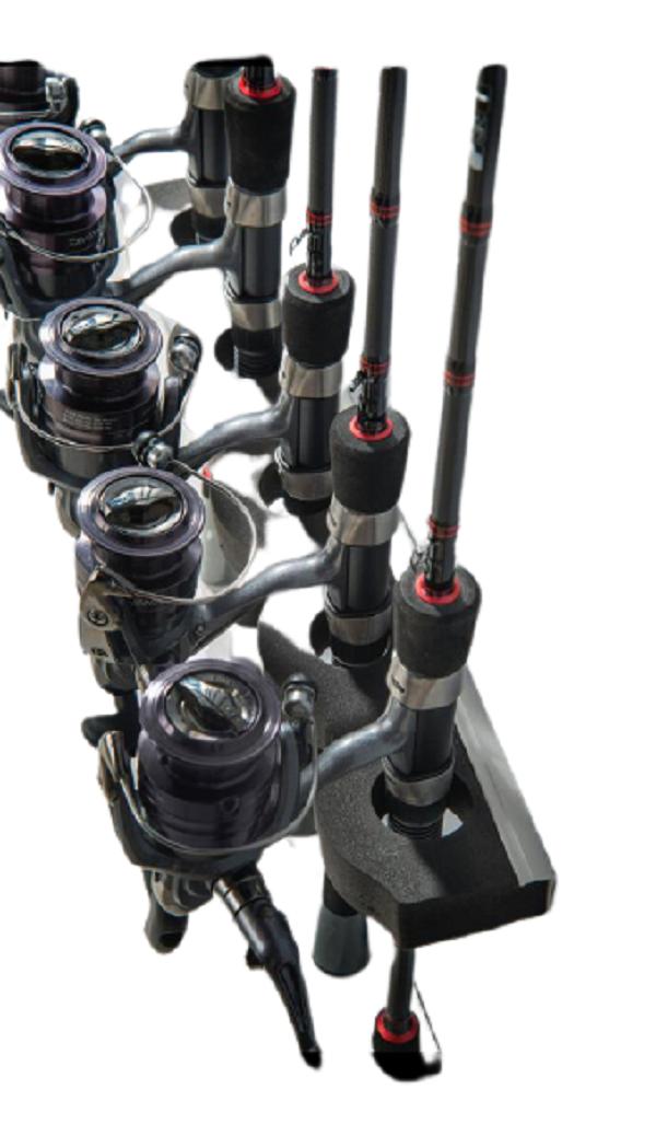 Rackmaster vertical fishing racks FREE SHIPPING