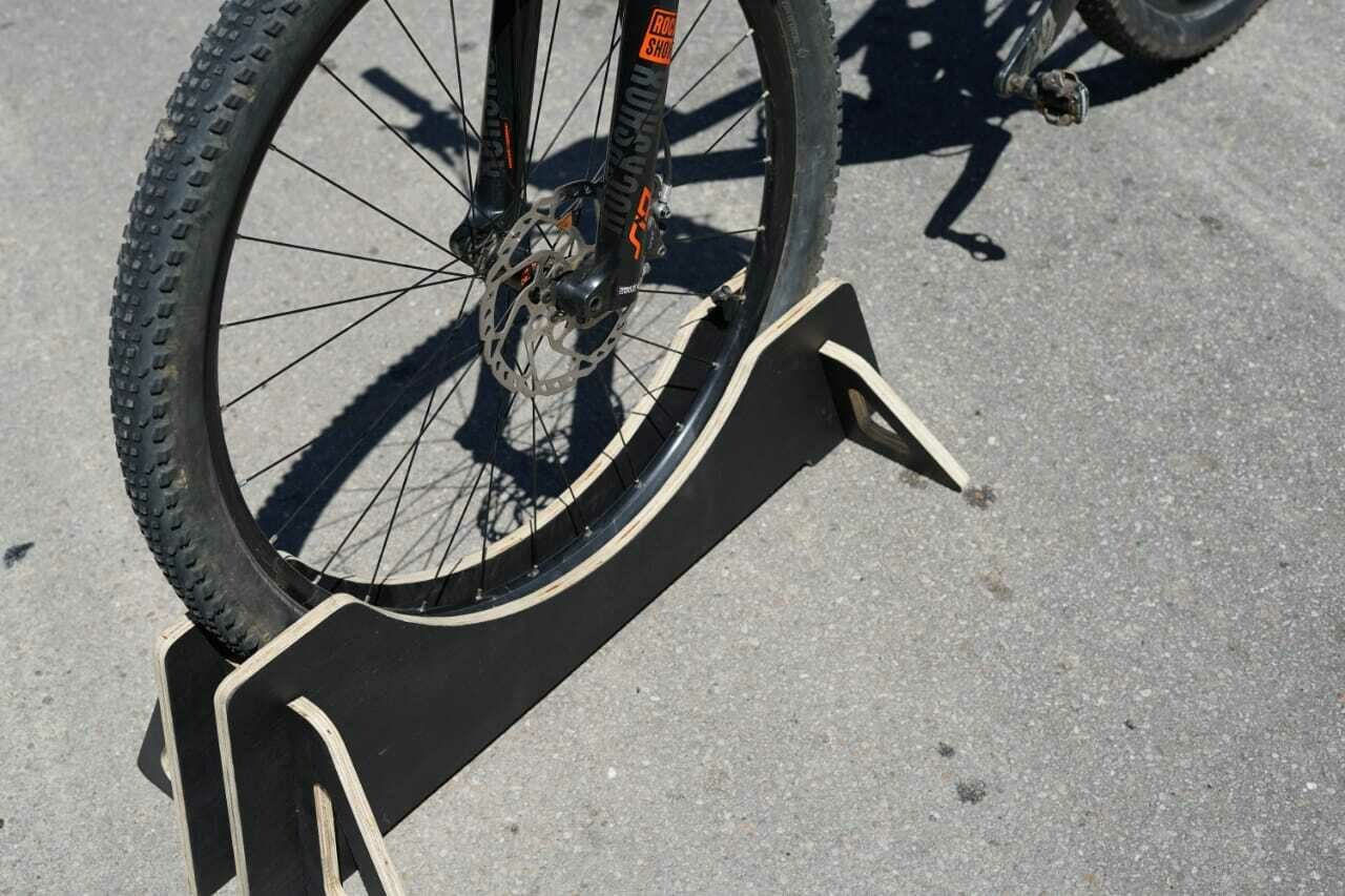 Pedal power  flat pack rack member  special