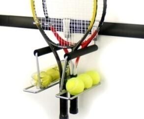 Tennis Storage Rack 4 Rackets