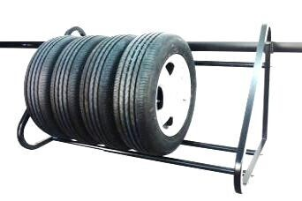 Adjustable Tyre Storage Rack