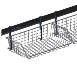 580 mm Wire Open Basket