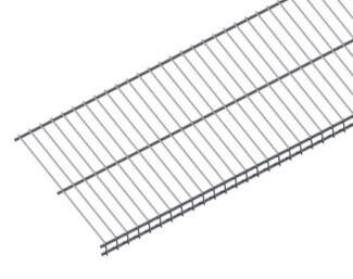 Wire Shelf Mat - 380mmx666mm