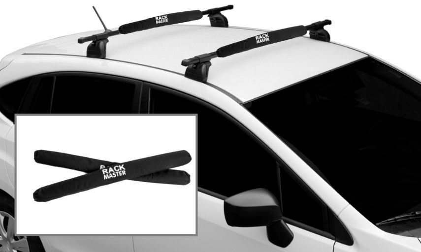 Roof Rack Protector Pads