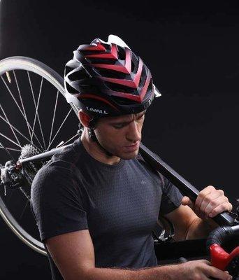 BH62 Smart Helmet (Red Black)