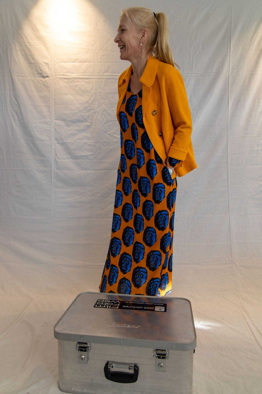 Kleid von Risy&Jerfs