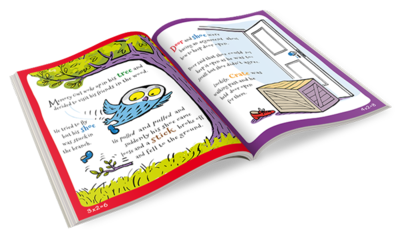 Memory Owl's Times Tables Book