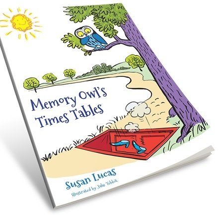 Pack of 10 Memory Owl Books